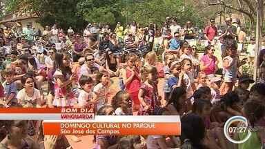 Parque Vicentina Aranha, em São José, realiza Festa Lítero-Musical - Evento terminou neste domingo.
