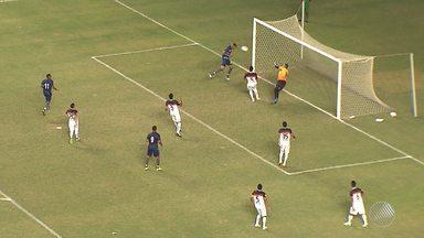 Atlântico vence o Teixeira de Freitas e está na disputa pela primeira divisão do Baianão - Veja como foi o jogo.