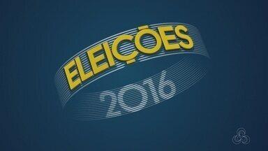 Veja agenda dos candidatos a prefeito de Manaus nesta segunda (19) - Disputa pelo executivo municipal tem nove concorrentes.Acompanhe a programação diária dos candidatos no G1.