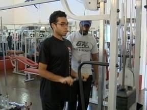 Sem exageros na alimentação, rapaz perde 63 quilos - Vida saudável ajudou João Antônio a ter mais qualidade de vida.