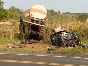 Vítimas de acidente em Taciba continuam internadas - Dois homens firam feridos neste sábado (17).