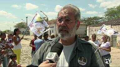 Veja como foi o dia do candidato Eduardo Guerra - Ele concorre ao cargo de prefeito de Caruaru.