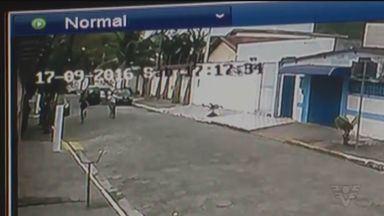 Sargento da PM é preso após tentar abusar de criança em Praia Grande - Esposa do homem foi responsável pela denúncia.
