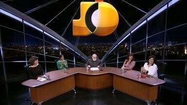 Jô Soares e jornalistas comentam discurso de Michel Temer na ONU - Meninas do Jô repercutem frase do presidente