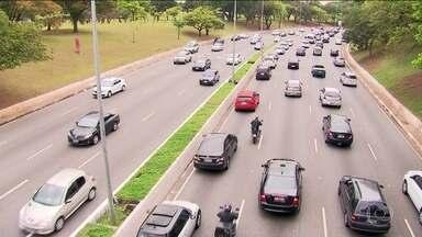 'Dia Mundial sem Carro' pretende estimular o uso de outros tipos de transporte - São Paulo conta com vários eventos que buscam incentivar as pessoas a pensar em mobilidade e cobrar das autoridades um transporte público mais eficiente.
