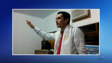 Pastor é denunciado por fiéis no Vale do Taquari - Desde a denúncia o pastor está sumido.