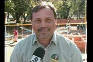 Eleições 2016 - Confira a agenda do candidato a prefeito Orlando Desconsi.