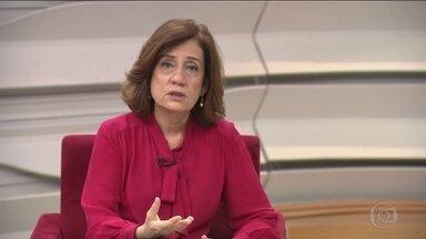 Miriam Leitão comenta efeitos dos reajustes do funcionalismo público - Miriam Leitão fala sobre os efeitos dos reajustes dos salários dos servidores públicos dos estados.