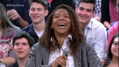 Rafaela Silva diz que brigava muito na infância - A atleta conta histórias do seu passado