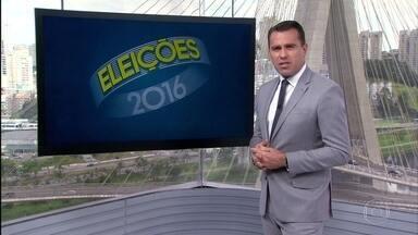 Eleições 2016 SP: Marta (PMDB) vota nos Jardins - A candidata à Prefeitura de São Paulo pelo PMDB, Marta, votou por volta das 10h em colégio nos Jardins. O governador de São Paulo Geraldo Alckmin votou pela manhã no Morumbi.