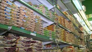 Preço da cesta básica cai em São Luís (MA) no fim de 2016 - Preço da cesta básica cai em São Luís (MA) no fim de 2016