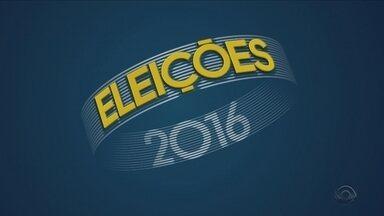 Candidatos à prefeitura de Florianópolis cumprem agenda na manhã deste sábado (8) - Candidatos à prefeitura de Florianópolis cumprem agenda na manhã deste sábado (8)