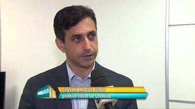Veja as propostas do prefeito eleito de Corbélia - DR. Giovani venceu com mais de 57%.