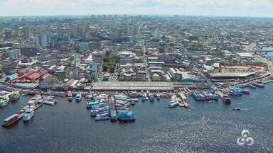 Suspenso embargo feito pelo Ibama no Porto de Manaus - Suspensão ocorreu durante a semana.