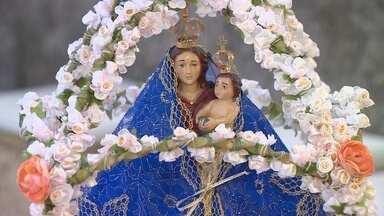 Começa neste sábado (8), em Manaus, a programação do Círio de Nazaré - Programação inclui devotos que seguram corda em agradecimento à Nossa Senhora.