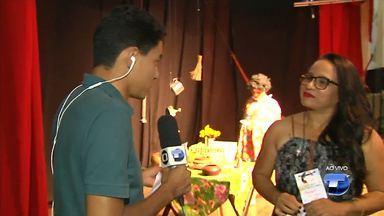 26ª Mostra de Teatro de Santarém conta com peças do AP e MA - Evento ocorre de 7 a 16 de outubro; confira a programação.Homenageada nesta edição será cenógrafa de Belém, Wlad Lima.