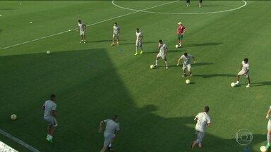 Flamengo e Fluminense jogam em Volta Redonda pelo Campeonato Brasileiro - Fluminense utilizou pela primeira vez seu novo centro de treinamento, na Barra da Tijuca