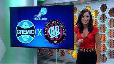 Globo Esporte RS - Bloco 2 - 13/10 - Assista ao vídeo.