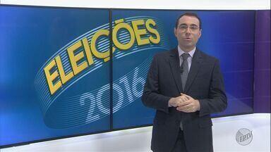 Veja como foi o dia dos candidatos a prefeito de Ribeirão Preto, SP - Duarte Nogueira (PSDB) e Ricardo Silva (PSD) fizeram caminhadas pelos bairros nesta quinta-feira (20).