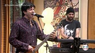 Paulo Ricardo canta 'Sexy' - Confira!