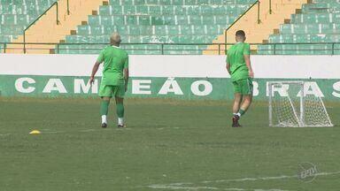 Guarani aposta na confiança e na superação da equipe para vencer o ABC - Mesmo tendo um grande desafio nesta partida, o time está confiante na vitória contra o adversário.