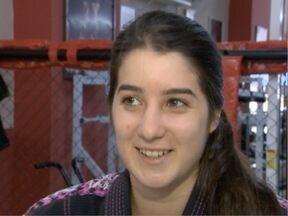 Com foco no futuro, adolescente é promessa no Jiu-Jitsu - Eduarda tem 16 anos e já faz planos para competições.