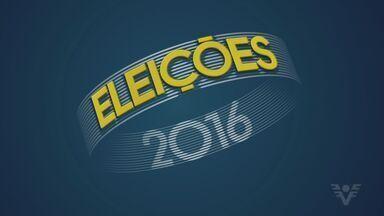 Veja a agenda dos candidatos à prefeitura de Guarujá em 22 de outubro - Veja a agenda dos candidatos à prefeitura de Guarujá em 22 de outubro.