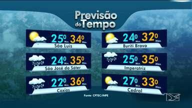 Veja a previsão do tempo para este sábado (22) no Maranhão - O sábado vai ter tarde de sol em São Luís (MA). A boa notícia também é que em outras cidades a chuva também deve aparecer. Vamos saber a previsão para esta tarde.
