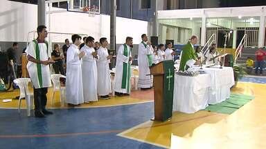 Começa Congresso Diocesano da RCC em Santarém - Encontro contou com a participação de pregadores de outros estados.