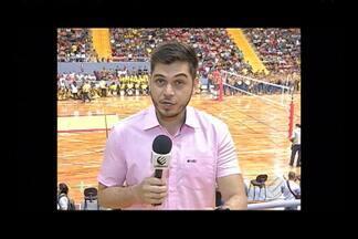 Arena Guilherme Paraense é inaugurada em Belém - Arena Guilherme Paraense é inaugurada em Belém