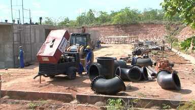 Embasa interrompe fornecimento de água em Barreiras e região - Abastecimento será suspenso durante todo o domingo (23).