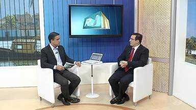 Direito de quem vai prestar concurso é tema de entrevista no RJTV - Advogado foi convidado para tirar dúvidas a respeito do tema.