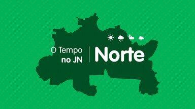 Veja a previsão do tempo para domingo (23) no Norte - Veja a previsão do tempo para domingo (23) no Norte