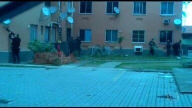 PM faz operação na Cidade de Deus - Houve confronto, sem feridos e nem prisões