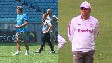 Gre-Nal 411 é marcado por mistérios - A partida está marcada para às 17h do domingo (23) na Arena do Grêmio.