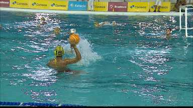 Paraíba estreia com vitória no Interfederativo de Polo Aquático Sub-19 - Paraibanos fazem 15 a 1 em Pernambuco na Vila Olímpica Parahyba