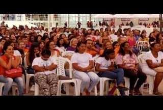 Kairós, encontro da juventude católica, é realizado em Macaé, no RJ - Às 21h deste sábado (22), haverá show da banda Rosa de Saron.
