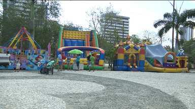 SESC, SENAC e TV Paraíba realizam evento com serviços gratuitos neste domingo em CG - Os serviços são para toda família.