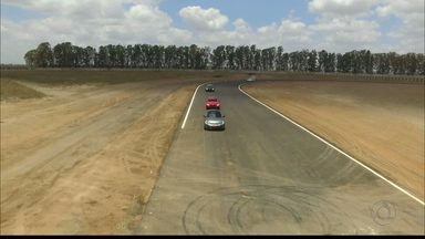 Autódromo Internacional da Paraíba vira realidade em São Miguel de Taipu - Conheça o empresário que realizou o sonho de construir um autódromo na Paraíba