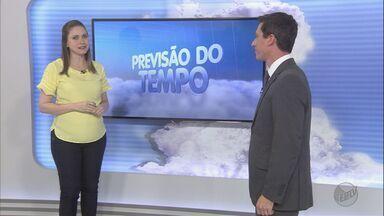 Confira a previsão do tempo para esta terça-feira (25) na região de Ribeirão - Sol aparece e eleva a temperatura. Termômetros registram máxima de 30°C.