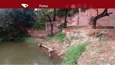 Polícia Ambiental paralisa duas obras irregulares em Alegre, Sul do ES - A ação ocorreu na localidade de Placa, zona rural do município.