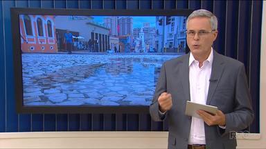 Veja as propostas dos candidatos para as calçadas de Curitiba - Os dois candidatos a prefeitura de Curitiba falam dos projetos