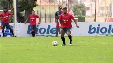 Flamengo encara o Galo na disputa direta pelas primeiras colocações no Brasileiro - O Rubro-Negro está em 2º e o Atlético-MG em 3º.