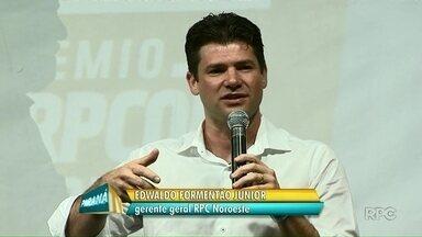 GRPCOM premia publicitários da região - A 8ª edição do prêmio GRPCOM de criação e vídeo foi realizada em Maringá