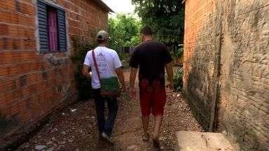 """Bairro Novo Mato Grosso, em Várzea Grande, tem Dia """"D"""" de vistoria em residências - Bairro Novo Mato Grosso, em Várzea Grande, tem Dia """"D"""" de vistoria em residências"""