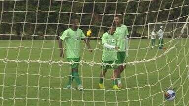 Caldense anuncia retorno do atacante Zambi para a disputa do Mineiro 2017 - Caldense anuncia retorno do atacante Zambi para a disputa do Mineiro 2017