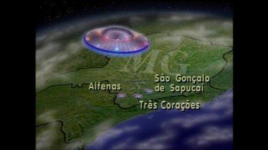 Suposta aparição de um ET em Varginha (MG) mexeu com o Brasil - Estudiosos dos discos voadores diziam ter ouvido de militares da região de Varginha, em Minas Gerais, que a estranha criatura foi capturada e depois levada para outro estado.