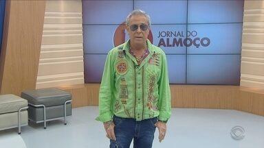 Confira o quadro de Cacau Menezes desta quarta-feira (2) - Confira o quadro de Cacau Menezes desta quarta-feira (2)