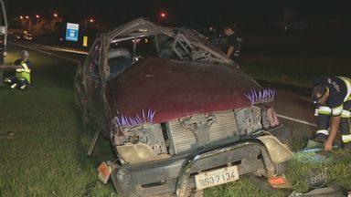 Acidente com caminhonete mata grávida de 18 anos em Piracicaba - Outra jovem gestante ficou gravemente ferida.