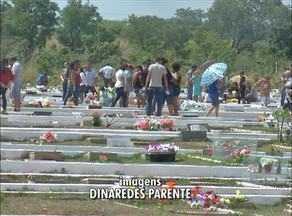 Mais de 20 mil pessoas devem visitar cemitérios de Palmas - Mais de 20 mil pessoas devem visitar cemitérios de Palmas